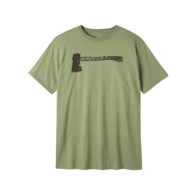Mountain Khakis - Men's Hatchet Short Sleeve T-Shirt