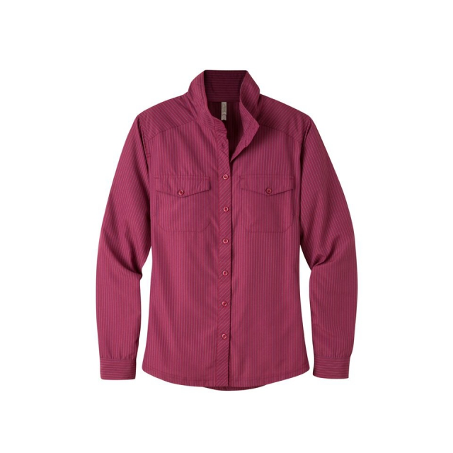 Mountain Khakis - Women's Trail Creek Long Sleeve Shirt