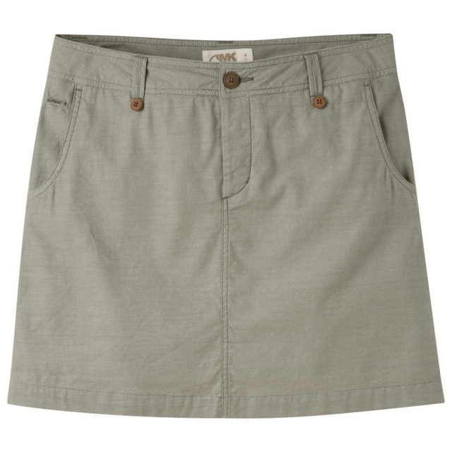 Mountain Khakis - Women's Island Skirt Classic Fit