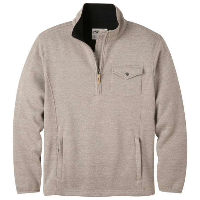Mountain Khakis - Old Faithful Qtr Zip Sweater
