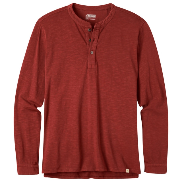 Mountain Khakis - Mixter Henley Shirt