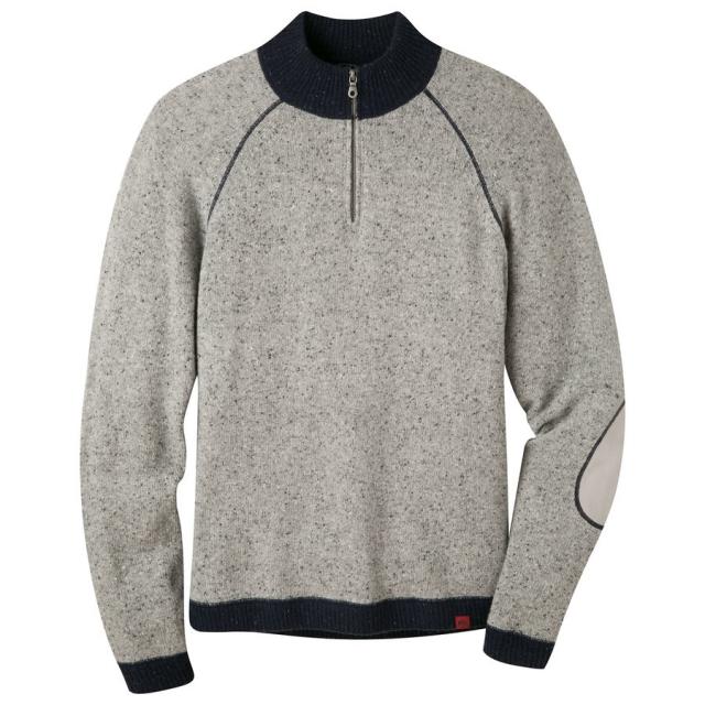 Mountain Khakis - Fleck Qtr Zip Sweater