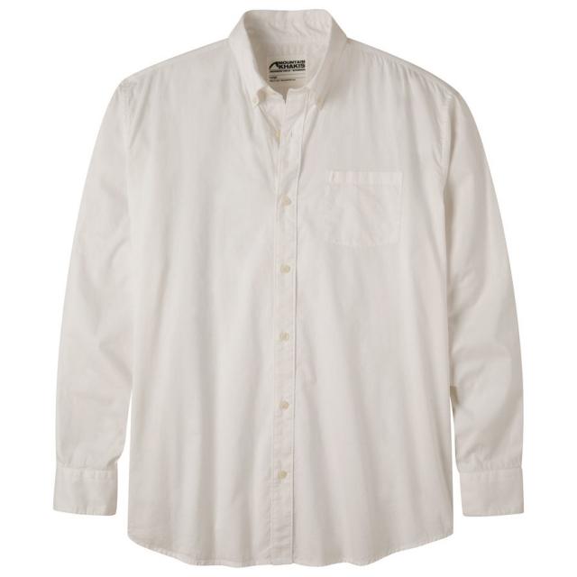 Mountain Khakis - Men's Davidson Stretch Oxford Shirt
