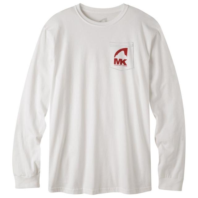 Mountain Khakis - Logo Long Sleeve Pocket T-Shirt