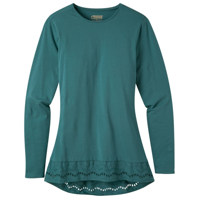 Mountain Khakis - Erin Eyelet Shirt