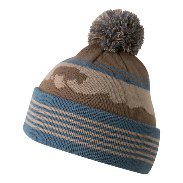 Mountain Khakis - Teton Bison Pom