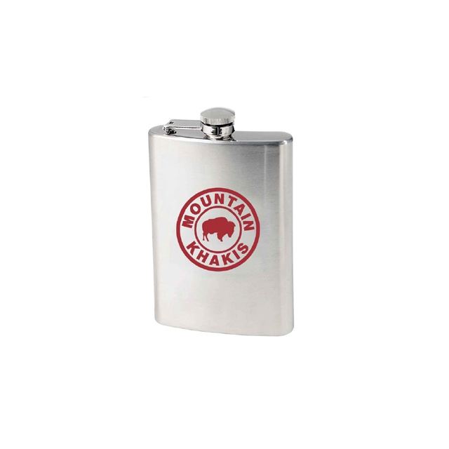 Mountain Khakis - Stainless Steel Bison Flask