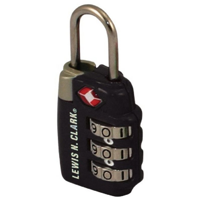Lewis N Clark - TSA Combo Lock 2pk