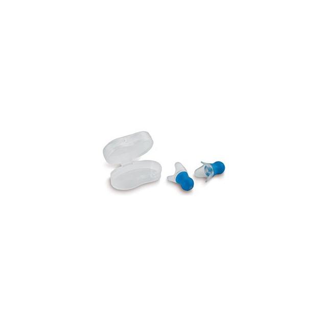 Lewis N Clark - Pressure-Reducing Ear Plugs - Blue
