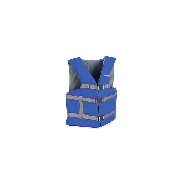 Stearns - Universal Boating Vest - Adult Size - Blue