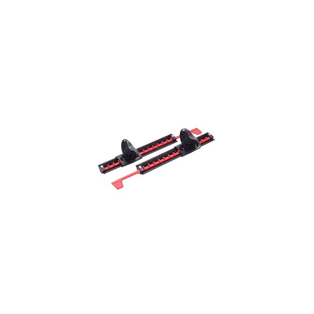 Sea-lect Designs - Kayak Adjustable Footbrace - Black