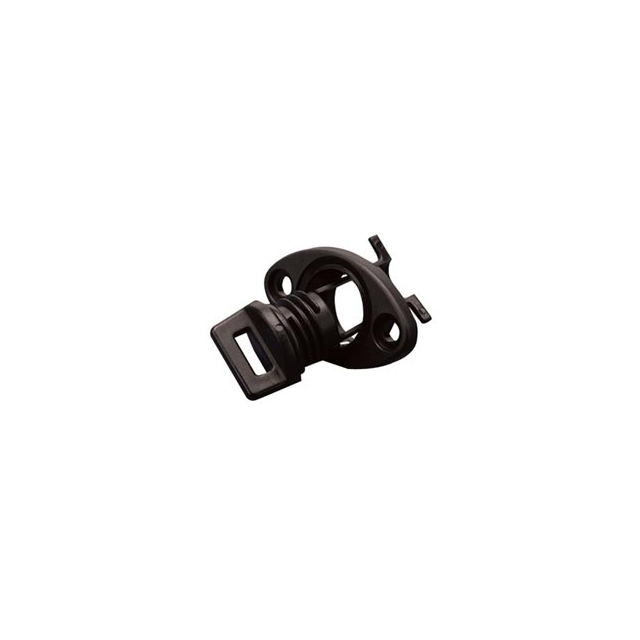 Sea-lect Designs - Injection Molded Nylon Drain Plug Fine Thread - Black