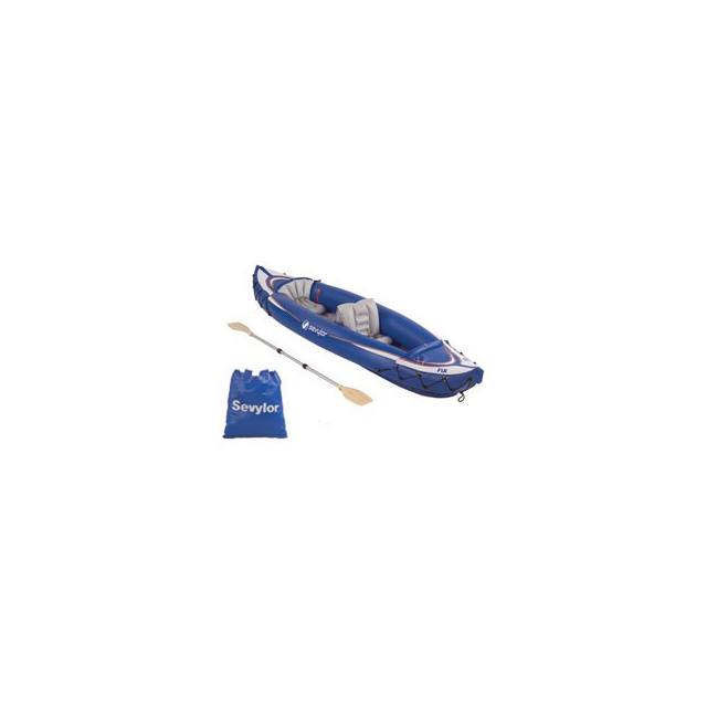 Sevylor - Fiji Travel Pack Kayak - Indigo