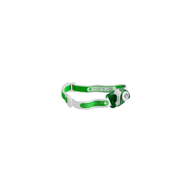 Led Lenser - SEO3 Headlamp - Green