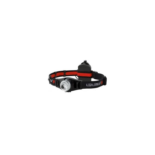 Led Lenser - H7 Headlamp - Black