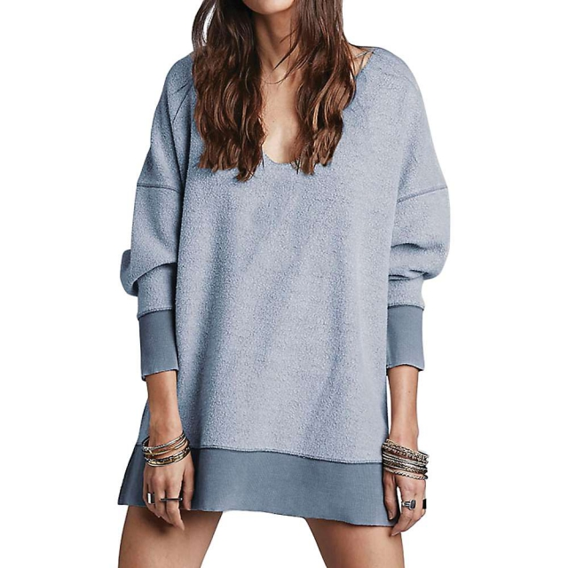Free People - Women's All About It Pullover Top