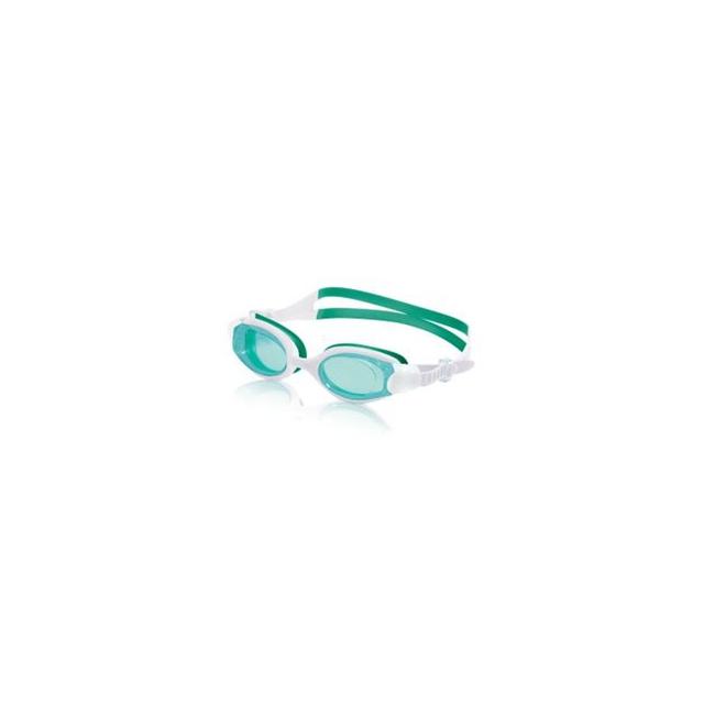 Speedo - Women's Resilience Swim Goggle - White/Aqua