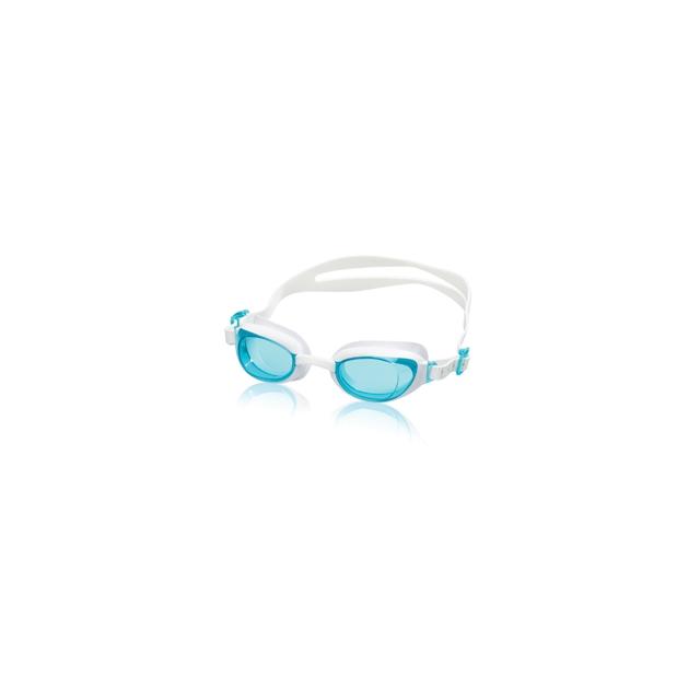 Speedo - Aquapure Fitness Goggle - Women's - White/Turquoise