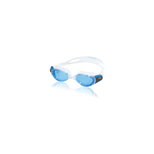Speedo - Futura BioFuse Goggle - Unisex - Clear/Blue