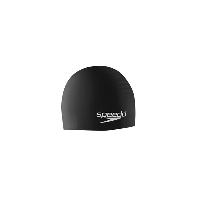 Speedo - Solid Silicone Swim Cap