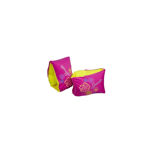 Speedo - Fabric Arm Bands - Pink
