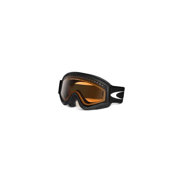 Oakley - L-frame Snowsport Goggles - Matte Black/Persimmon