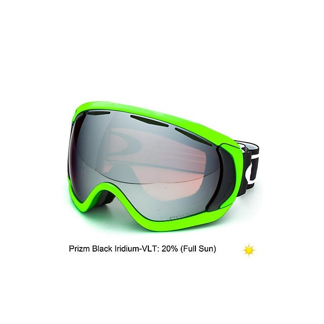 Oakley - Canopy 80s Green Collection Goggles