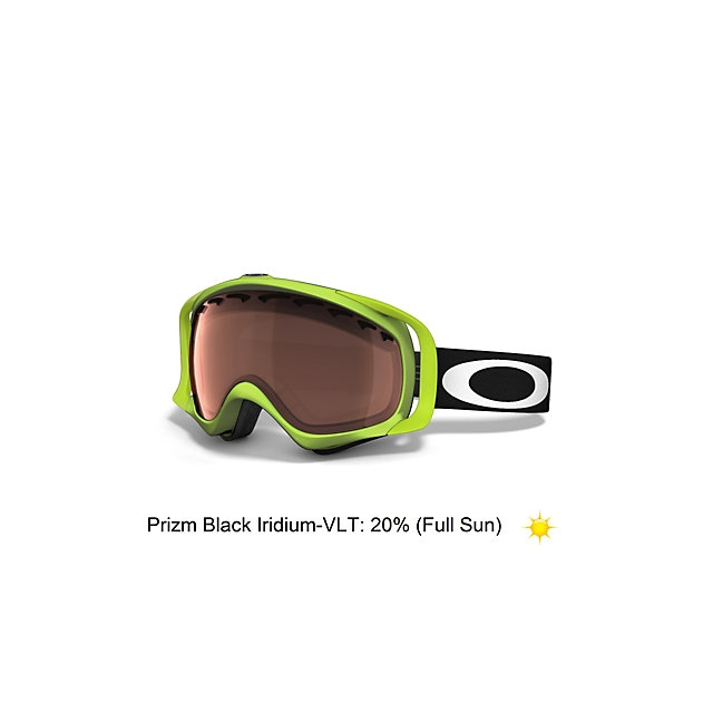 Oakley - Crowbar 80s Green Collection Goggles