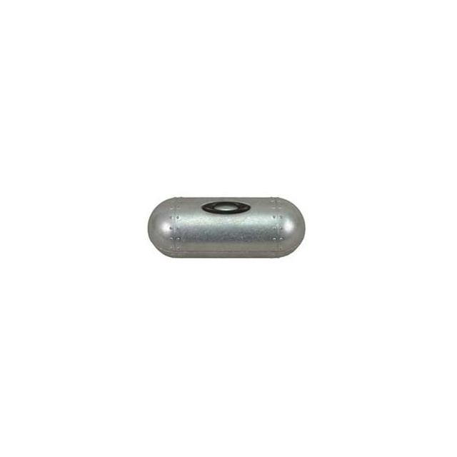 Oakley - Large Metal Sunglass Vault - Silver
