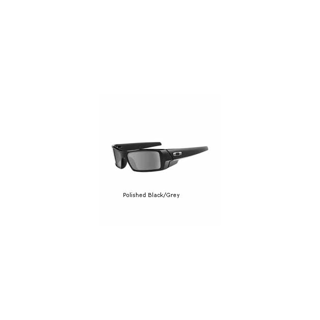 Oakley - Gascan Sunglasses - Polished Black/Grey
