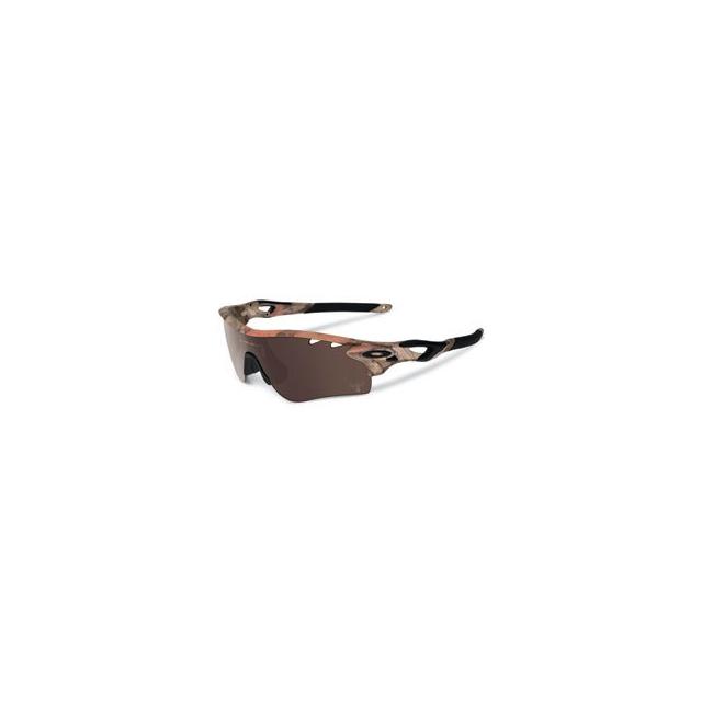 Oakley - King's Woodland Radarlock Path Sunglasses - Camo/Black Iridium