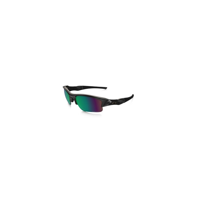 Oakley - Flak Jacket XLJ Prizm H20 Shallow Polarized Sunglasses - Polished Black/Prizm Fresh Water Polarized