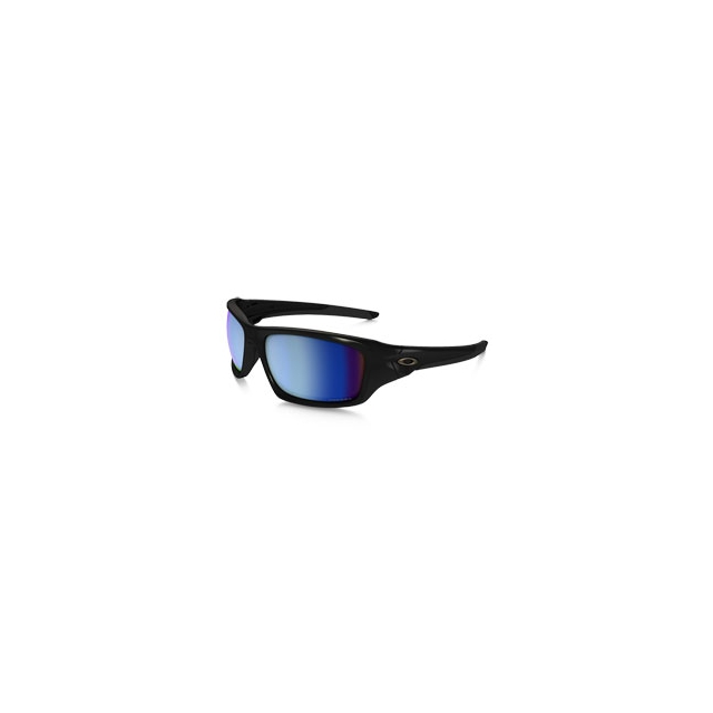 Oakley - Valve Prizm H20 Deep Polarized Sunglasses - Polished Black/Black Iridium