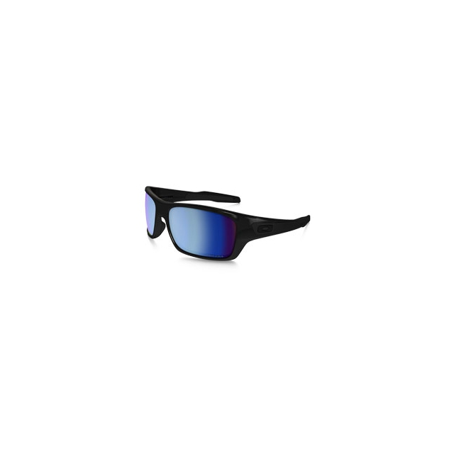 Oakley - Turbine Prizm H20 Deep Polarized Sunglasses - Polished Black/Prizm Salt Water Polarized