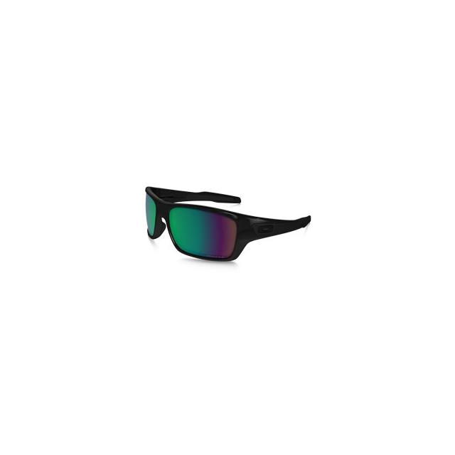 Oakley - Turbine Prizm H20 Shallow Polarized Sunglasses - Polished Black/Prizm Fresh Water Polarized