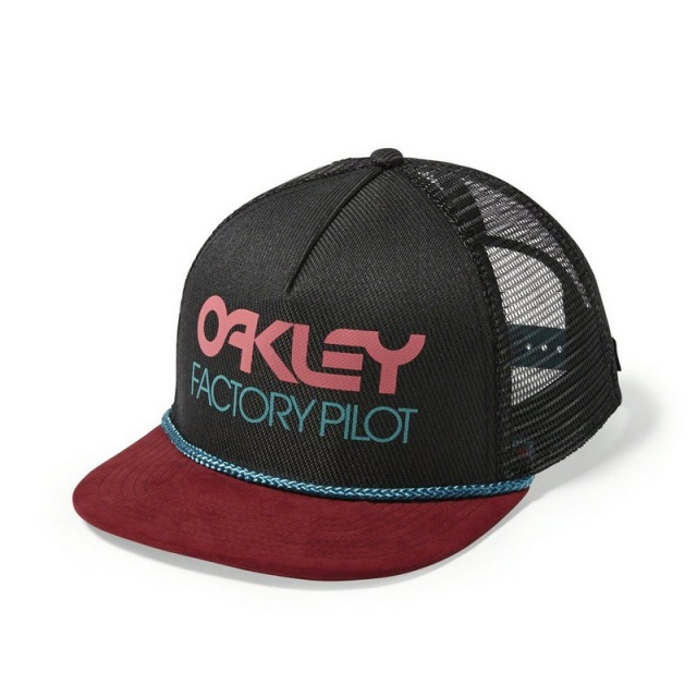 Oakley - Factory Pilot Trucker Hat