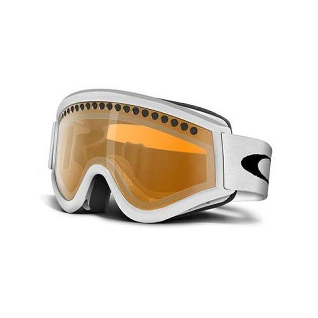 Oakley - L-Frame Snow Matte White Goggles