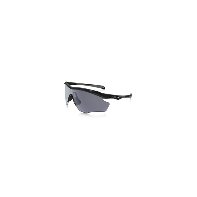 Oakley - M2 Frame XL Sunglasses - Men's - Polished Black/Grey