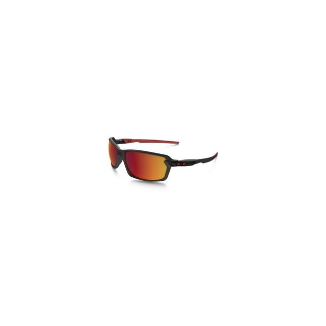 Oakley - Carbon Shift Polarized Sunglasses - Men's - Matte Black/Torch