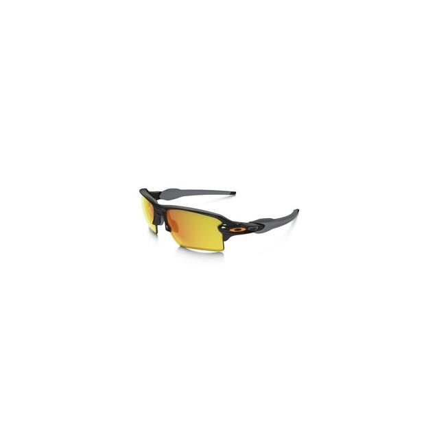 Oakley - Flak Jacket 2.0 Iridium Sunglasses - Men's