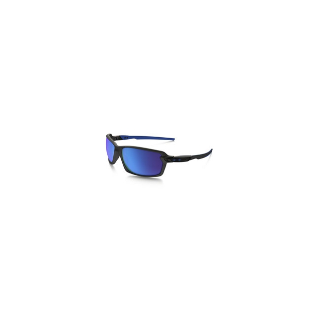 Oakley - Carbon Shift Iridium Sunglasses - Men's - Matte Black/Sapphire