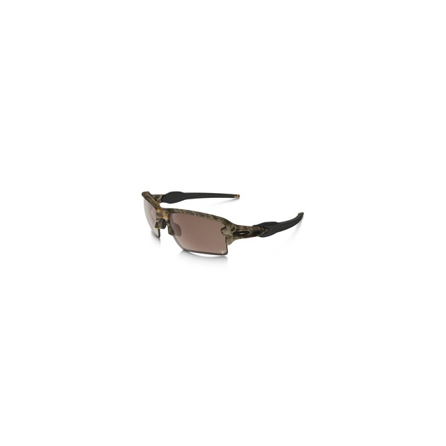 Oakley - Flak 2.0 XL King's Camo Edition Sunglasses - Men's - Woodland Camo/Vr28 Black Iridium