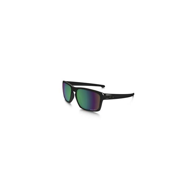 Oakley - Sliver Prizm Polarized Sunglasses - Men's - Polished Black/Prizm Fresh Water Polarized