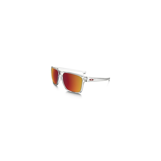 Oakley - Sliver XL Iridium Sunglasses - Men's - Matte Clear/Torch Iridium