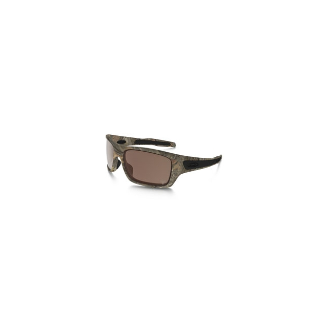 Oakley - Turbine King's Camo Edition Sunglasses - Men's - Woodland Camo/Vr28 Black Iridium