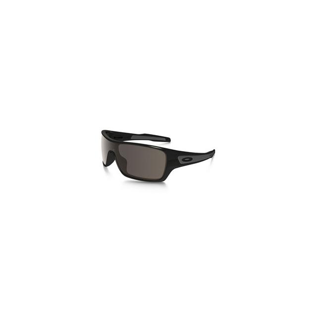 Oakley - Turbine Rotor Sunglasses - Men's - Polished Black/Warm Grey