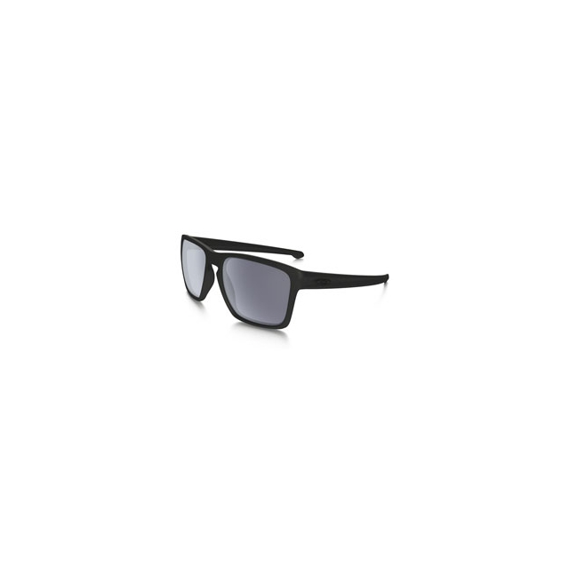 Oakley - Sliver XL Polarized Sunglasses - Men's - Matte Black/Grey Polarized