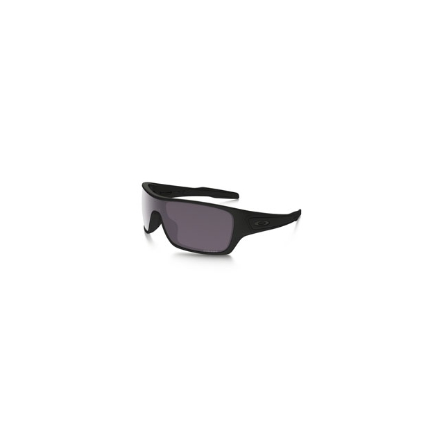 Oakley - Turbine Rotor Prizm Polarized Sunglasses - Men's - Matte Black/Prizm Daily Polarized