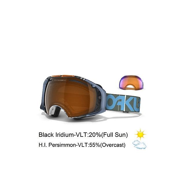 Oakley - Airbrake Factory Pilot Goggles