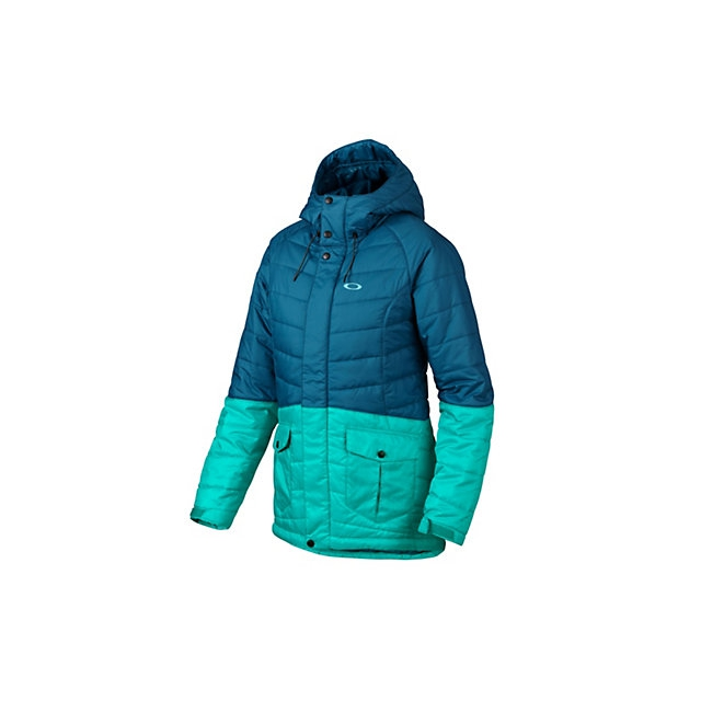 Oakley - Whiskey Quilted Womens Jacket